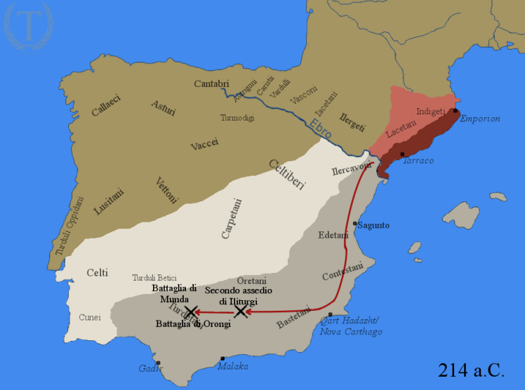 214 aC