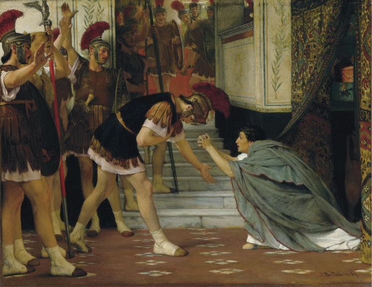 Sir_Lawrence_Alma-Tadema_-_Proclaiming_Claudius_Emperor[1]